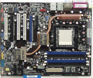 آموزش تعمیرات کامپیوتر - مادربرد